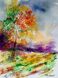 Watercolor 100507 by Pol Ledent