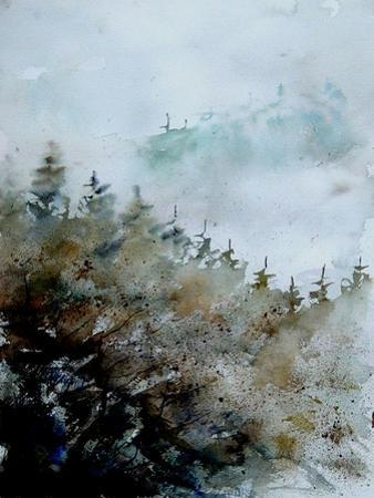 Watercolor 110305 by Pol Ledent