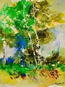 Watercolor 111061 by Pol Ledent