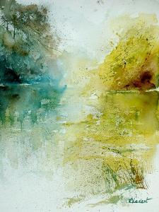 Watercolor 111107 by Pol Ledent