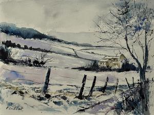 Watercolor 112045 by Pol Ledent