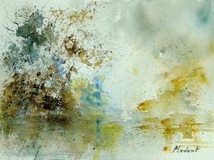 Watercolor 120605 by Pol Ledent