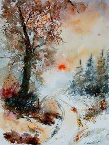 Watercolor 121212 by Pol Ledent