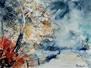 Watercolor 12414526 by Pol Ledent