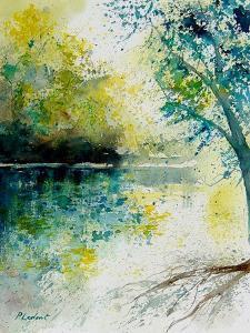 Watercolor 130605 by Pol Ledent