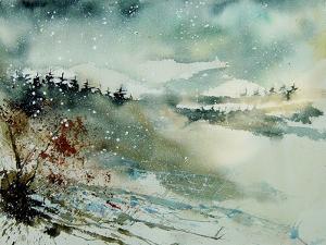 Watercolor 130606 by Pol Ledent