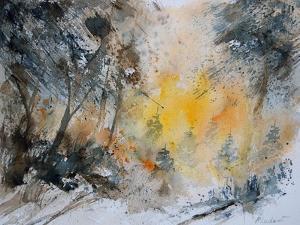 Watercolor 131206 by Pol Ledent