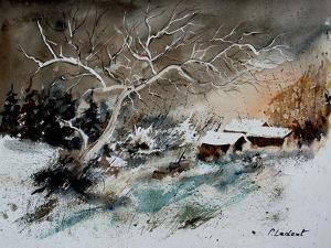 Watercolor 135165 by Pol Ledent