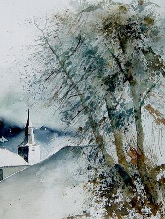Watercolor 140605 by Pol Ledent