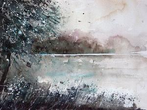 Watercolor 151205 by Pol Ledent