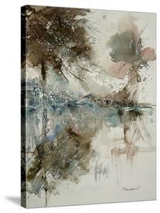 Watercolor 170306 by Pol Ledent
