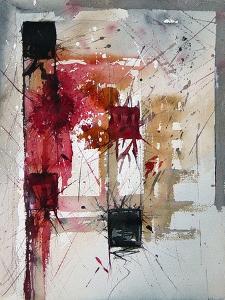 Watercolor 171205 by Pol Ledent