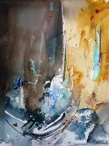 Watercolor 181205 by Pol Ledent