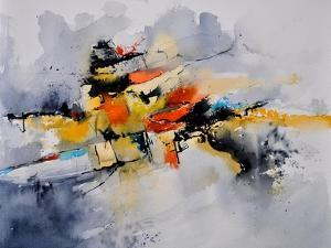 Watercolor 212142 by Pol Ledent