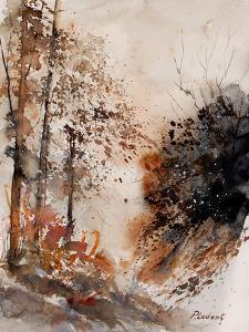 Watercolor 230806 by Pol Ledent