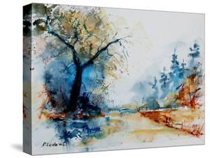 Watercolor 2407062 by Pol Ledent