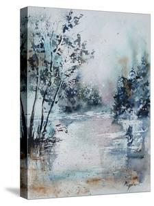 Watercolor 251203 by Pol Ledent