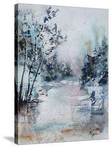 Watercolor 251203 by Pol Ledent