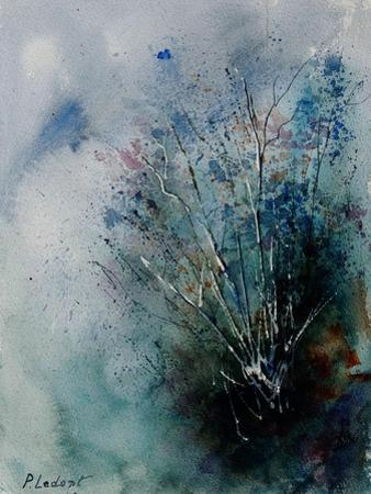 Watercolor 2554 by Pol Ledent