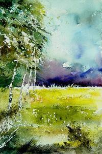 Watercolor 256 by Pol Ledent