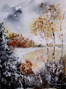 Watercolor 261104 by Pol Ledent