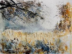 Watercolor 270207 by Pol Ledent