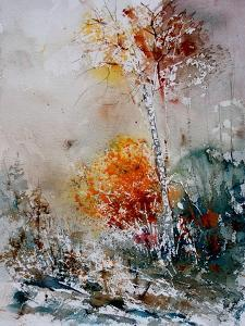 Watercolor 281106 by Pol Ledent