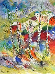 Watercolor 319082 by Pol Ledent
