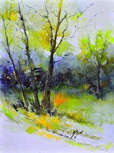 Watercolor 4121022 by Pol Ledent