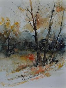 Watercolor 412102 by Pol Ledent