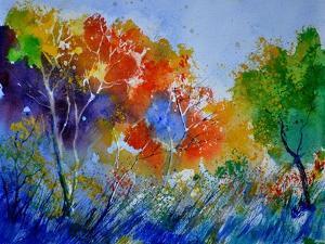 Watercolor 412152 by Pol Ledent