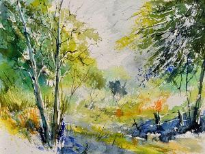 Watercolor 414061 by Pol Ledent