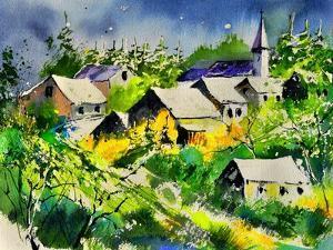 Watercolor 415071 by Pol Ledent