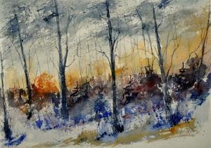 Watercolor 45412022 by Pol Ledent
