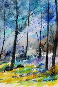 Watercolor 516062 by Pol Ledent