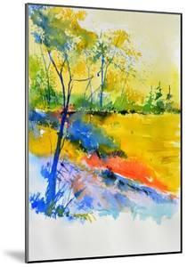 Watercolor 516082 by Pol Ledent