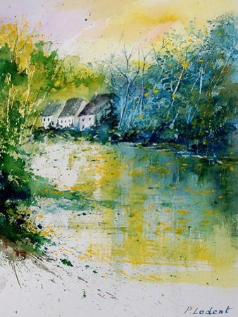 Watercolor 587632 by Pol Ledent