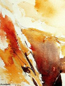Watercolor 5896 by Pol Ledent