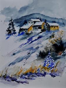 Watercolor 684110 by Pol Ledent