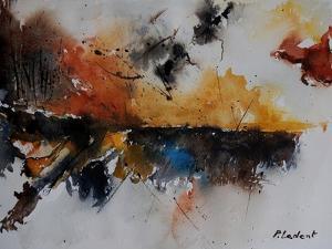 Watercolor 901150 by Pol Ledent