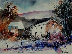 Watercolor 902014 by Pol Ledent