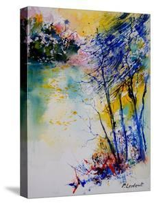 Watercolor 90204 by Pol Ledent
