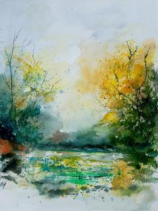 Watercolor 905082 by Pol Ledent