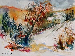 Watercolor 908002 by Pol Ledent