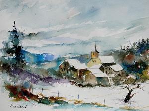 Watercolor 908011 by Pol Ledent