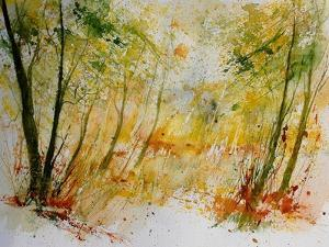 Watercolor 908012 by Pol Ledent