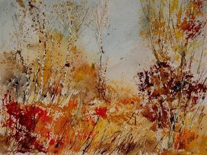 Watercolor 908017 by Pol Ledent