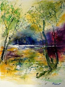 Watercolor 90801 by Pol Ledent