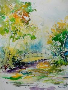 Watercolor 90802 by Pol Ledent