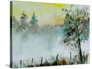 Watercolor Mist by Pol Ledent